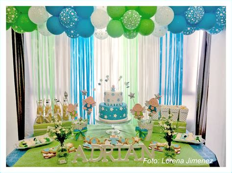 Baby Nina Fiestas: Bautizo de Adrián