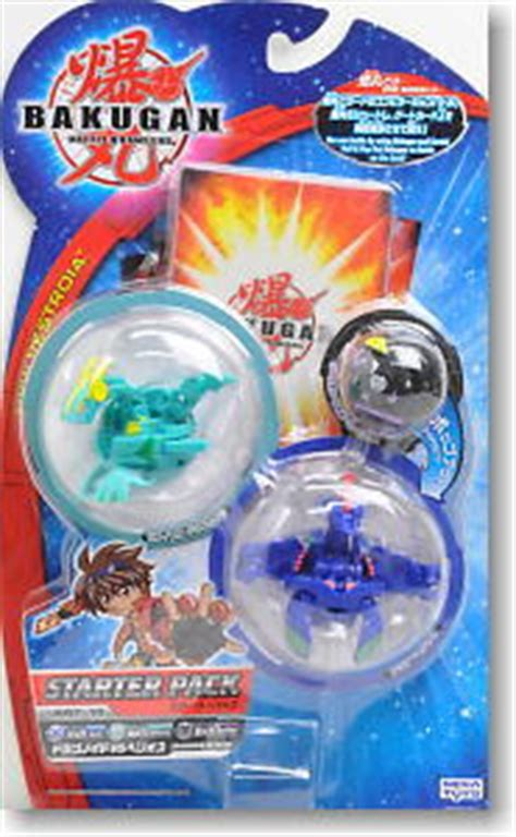Bakugan StarterPack Dragonoid vs Helios  Active Toy ...