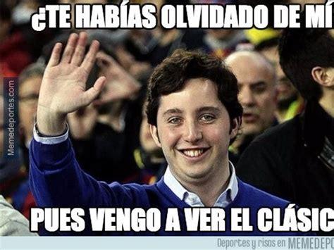 Barça  Madrid: Los mejores 'memes' del Clásico