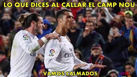 Barcelona vs Real Madrid 1 2 el Clásico 2016 Memes Se ...