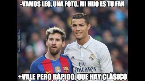 Barcelona vs. Real Madrid: inundan Facebook de memes tras ...