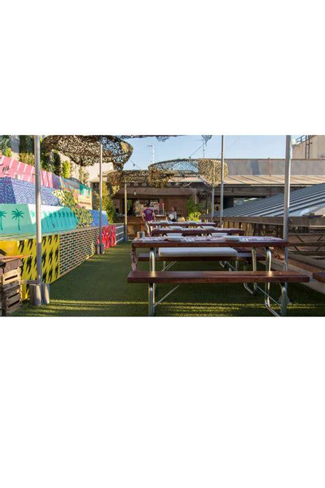 Bares y restaurantes con terraza en Madrid   StyleLovely