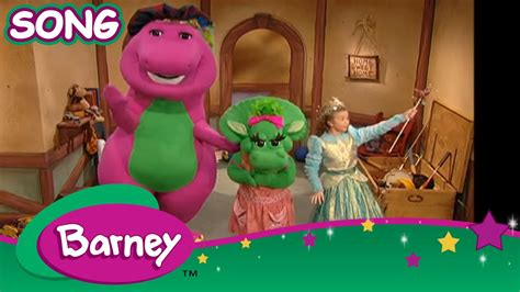Barney   The Clean Up Song  SONG    YouTube