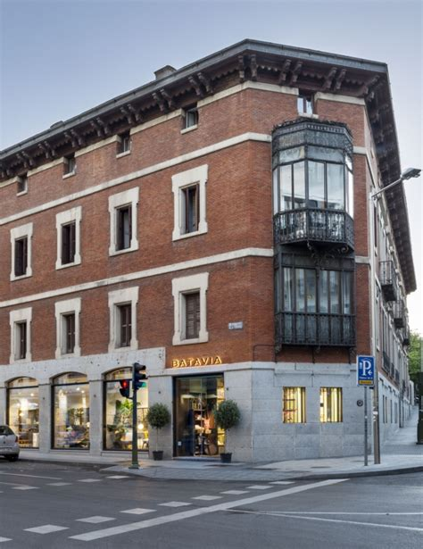 Batavia inaugura nueva tienda en Madrid   diariodesign.com