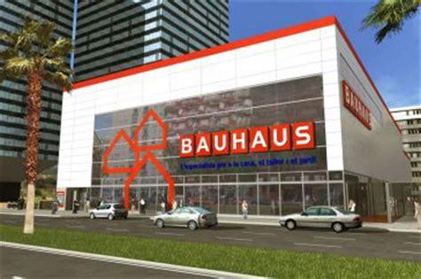 Bauhaus abrirá su nueva tienda en Barcelona en marzo   Qué.es
