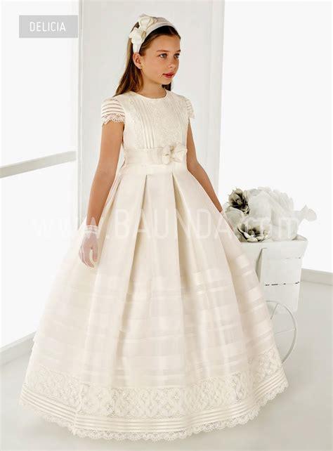 Baunda vestidos de comunión elegantes Archivos   Baunda