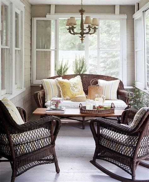Beautiful Wicker furniture For Every Interiors | Home ...