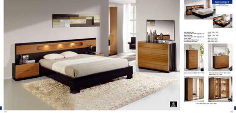 Bedroom Furniture Modern Bedrooms Sal Composition King ...