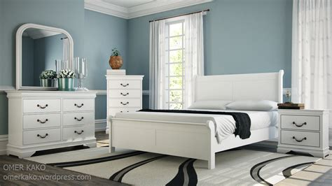 Bedroom Ideas White Furniture | Raya Furniture