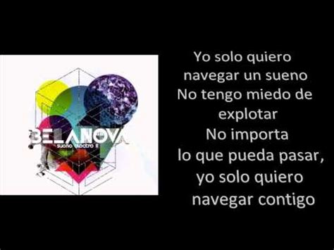 Belanova, Mariposas  letra | lyrics .   YouTube