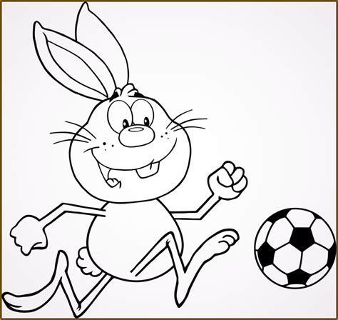 Bellas Imágenes de Conejos para Dibujar y Colorear ...