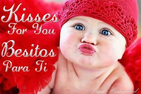 Besos y frases para enamorar