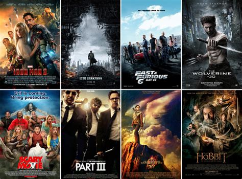 Best Movie Franchises of 2013 | POPSUGAR Entertainment