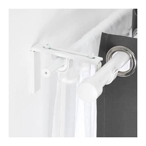 BETYDLIG Soporte barra cortina   blanco   IKEA