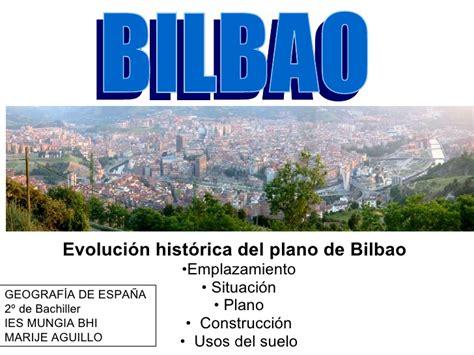 Bilbao Desarrollo Del Plano