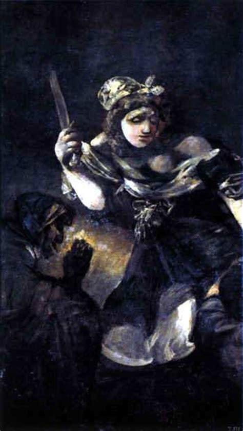 Biografia de Francisco Goya Pintor Español Obra de Goya ...