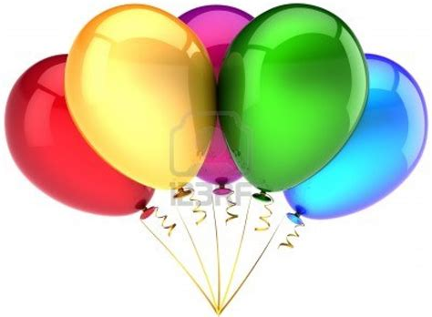 Birthday Balloons   Party Favors Ideas