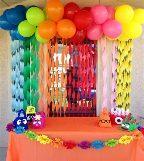 Birthday Decoration Ideas 2016 -multi