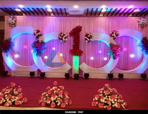 Birthday Party Decoration at Shenbaga Hotel and Convention ...