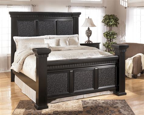 Black King Size Bedroom Furniture | Raya Furniture