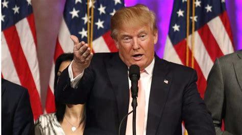 ¿Bloqueará el Partido Republicano la candidatura de Donald ...