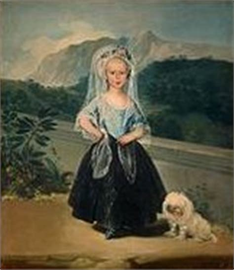 BOADILLA DEL MONTE   Francisco de Goya y Luicientes