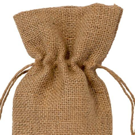 Bolsitas de tela de saco | Una Boda Original
