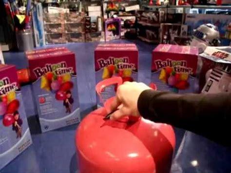 Bombonas de helio   Juguetronica   YouTube