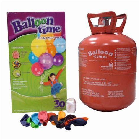 Bombonas de helio para globos [Selección oferta]