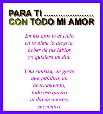 Bonitas Frases Muy Romanticas Para Mi Novia Cortas ...