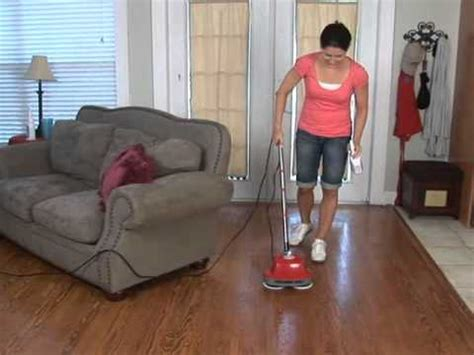 BOSS Cleaning Equipment Gloss Boss Scrubber Polisher Video ...