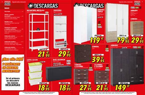 Brico Depot Orden estanterias cajoneras   EspacioHogar.com