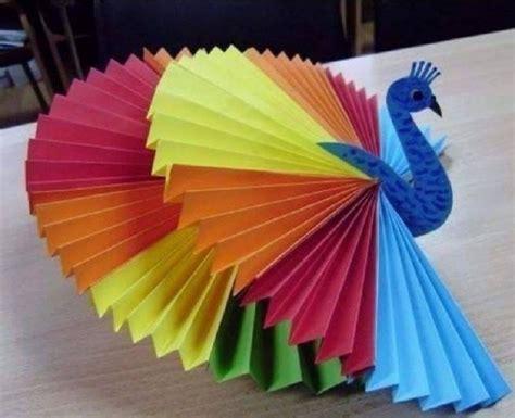 Bricolage en papier plié : quelques idées créatives