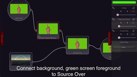 Bricolage: Green Screen   YouTube