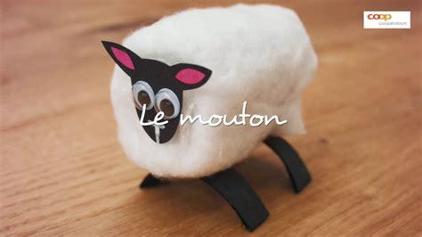 Bricolage   le mouton   YouTube