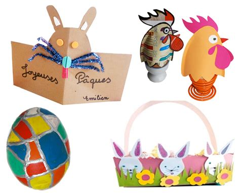 Bricolage Paques Fete Enfants ~ Accueil Design et mobilier
