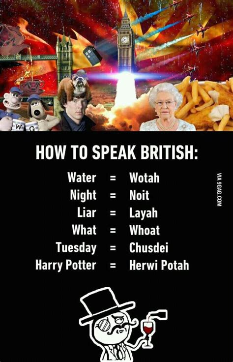 British Accent Funny Meme – FUNNY MEMES