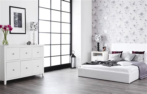 Brooklyn White Furniture | Bedroom Furniture Direct