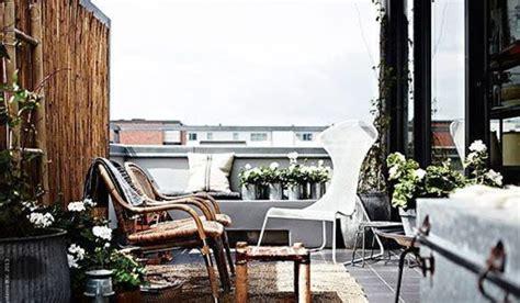 Buenas ideas para decorar una terraza urbana en verano