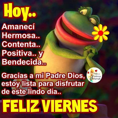 Buenos Dias Feliz Viernes Mi Amor | www.imgkid.com   The ...