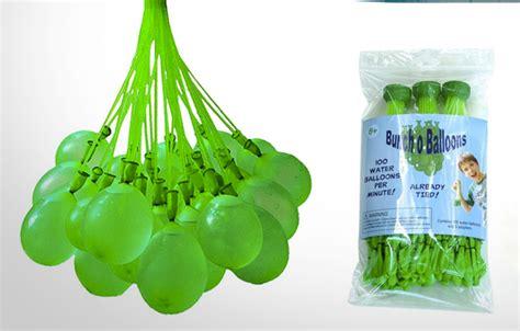Bunch O Balloons, invento para llenar 100 globos de agua ...