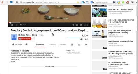Buscar vídeos de Youtube con licencia Creative Commons ...