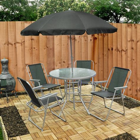Buy cheap Folding dining table and chairs   compare Sheds ...