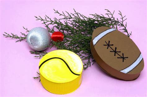 Cajitas de regalo originales para deportistas ...