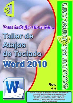 Calaméo   Atajos de Teclado Word 2010