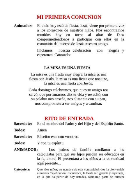 Calaméo   LIBRO DE LA PRIMERA COMUNIÓN
