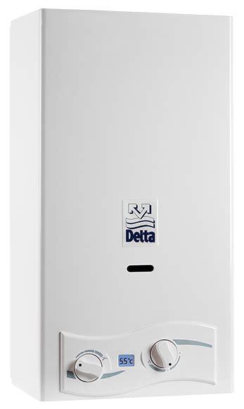Calentador de gas butano Delta 11L GLP B Ref. 17551191 ...
