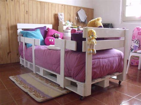 Cama infantil de palets | Bricolaje