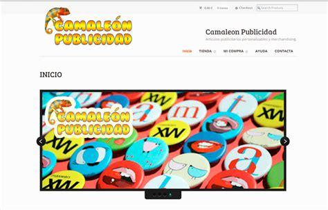 Camaleon Publicidad   Optim Byte   Diseño y Desarrollo ...