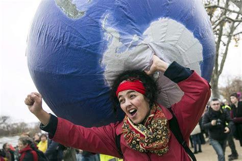 Cambio climático: Movimiento Global Verde versus Donald Trump